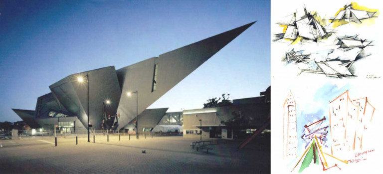 Năm 2006, Bảo tàng nghệ thuật Denver ở bang Colorado (Hoa Kỳ)